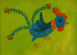 Funky Chicken ©Susan Sasnett
