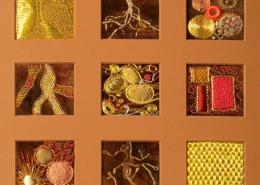Goldwork Sampler ©Terri Shinn