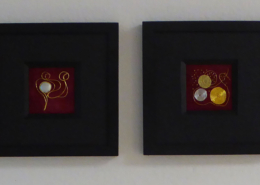 Goldwork Display ©Marie Plakos