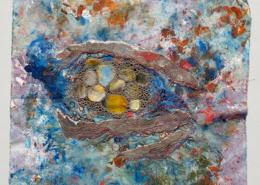 Nestling Pebbles ©Terri Shinn