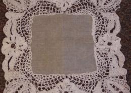 Lace Handkerchief ©Isabel Parker