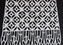 Cut Lace Paper 1 detail ©Isabel Parker