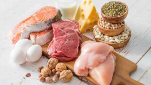High Protein Diet : To Improve Your Health, Weight Loss & 7 Days Meal Plan