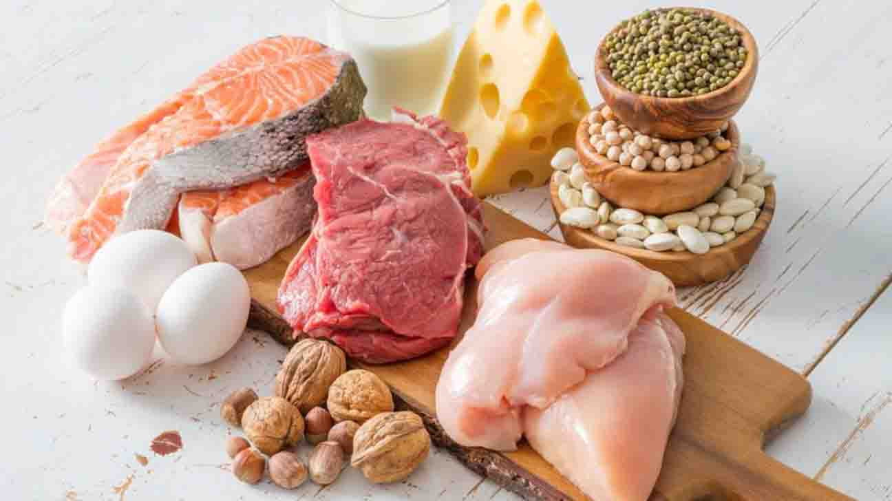 High Protein Diet : For Improve Your Health, Weight Loss & 7 Days Meal Plan