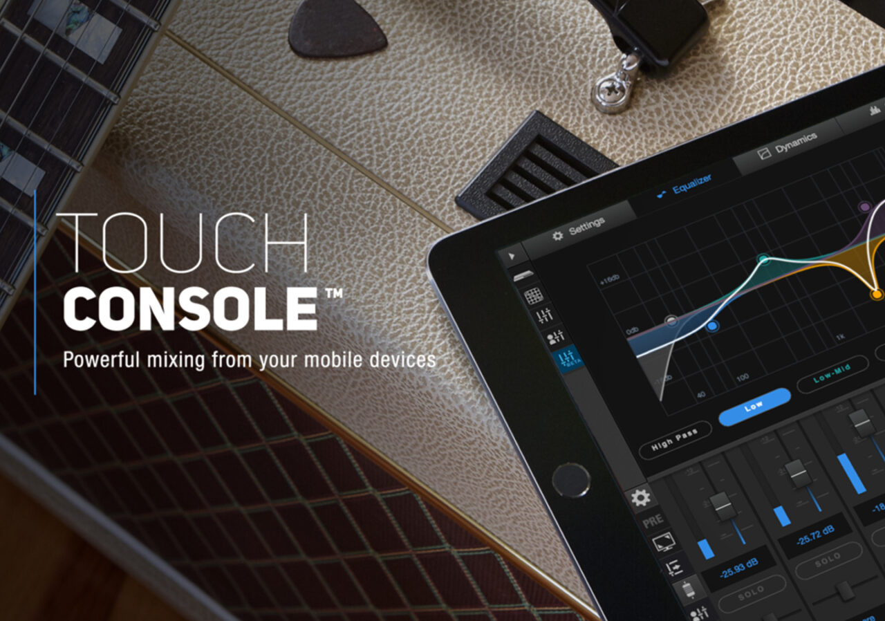 Touch-Console
