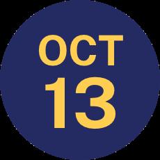 October 13th