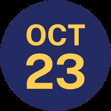 October 23rd