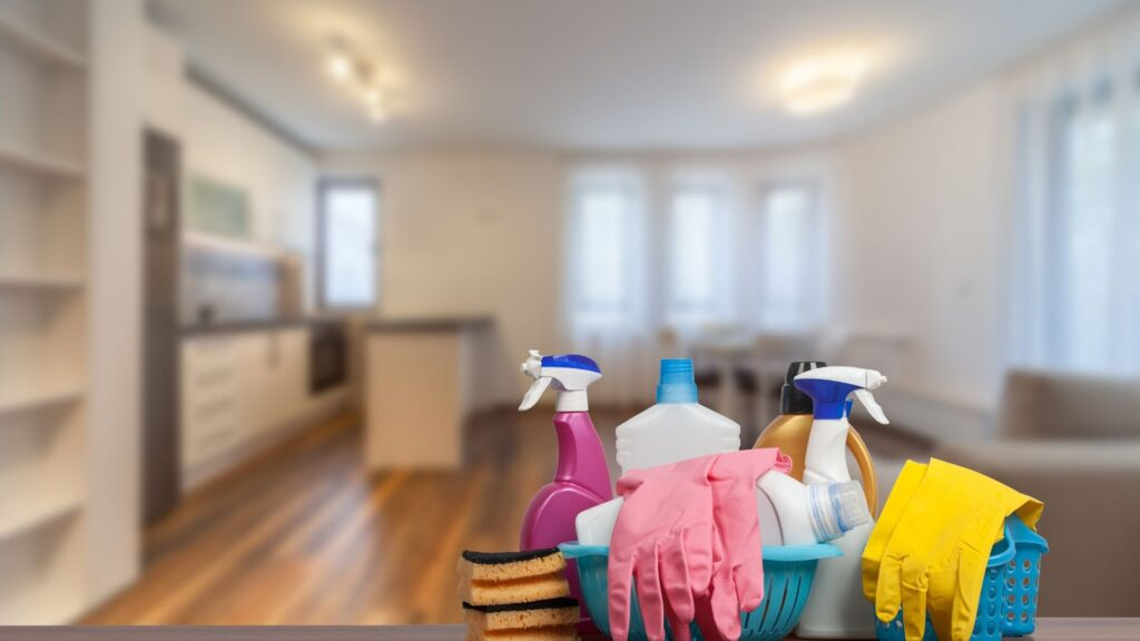 All Natural Residential Cleaning in Utah County