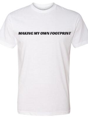 Footprint - Short White