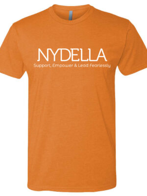 NYDELLA - Short - Orange