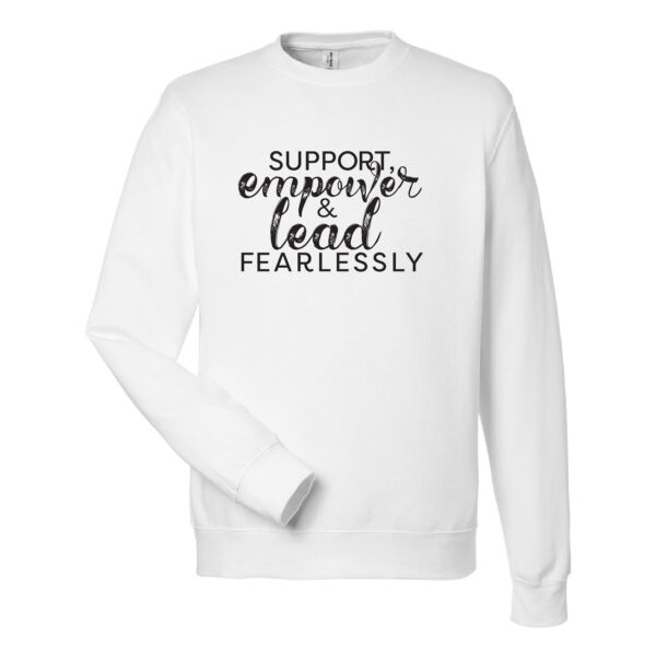 Support, Empower and Lead Fearlessly