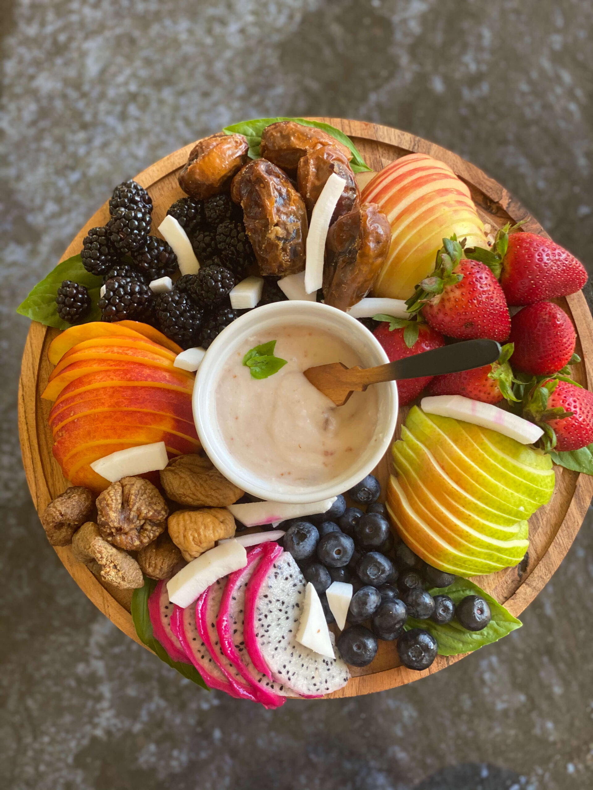 Fruit Charcuterie