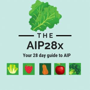 AIP28X Logo