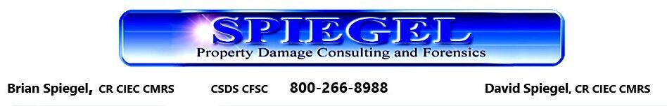 Spiegel Property Damage Consulting & Forensics