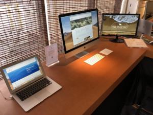 iMac and MacBook Air