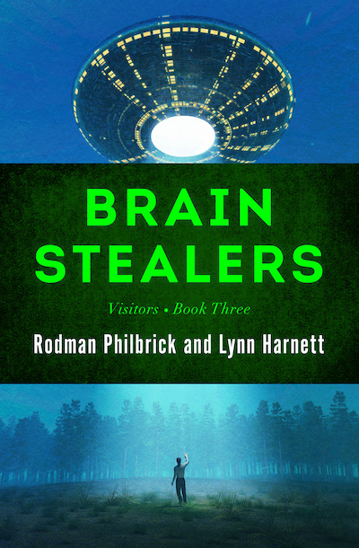 Book--The Brain Stealers