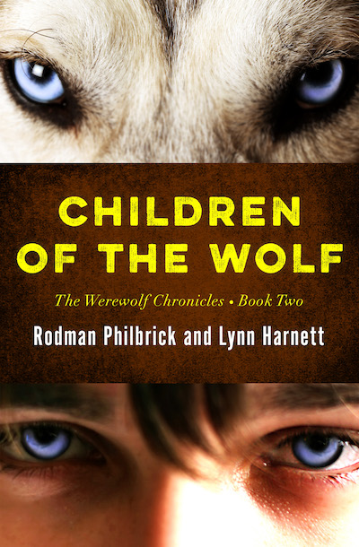 Book--Children of the Wolf