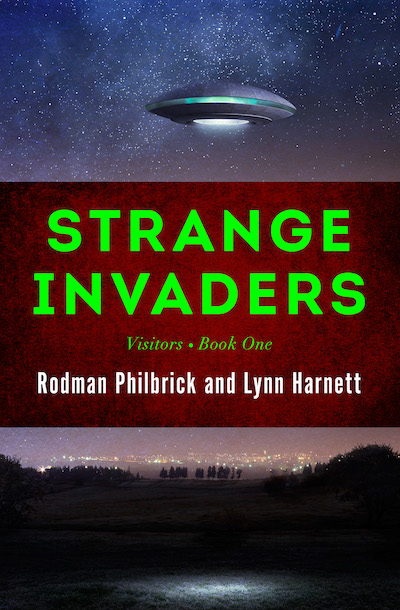 Book--Strange Invaders