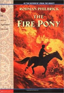 Book--The Fire Pony