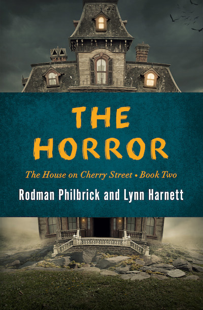 Book--The Horror