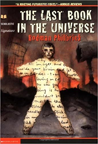 Book--The Last Book in the Universe