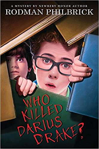 Book--Who Killed Darius Drake