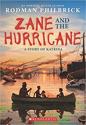 Book--Zane and the Hurricane