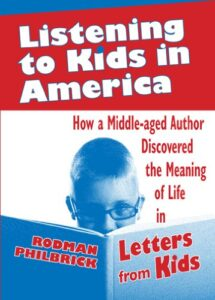 Book--Listening to Kids in America