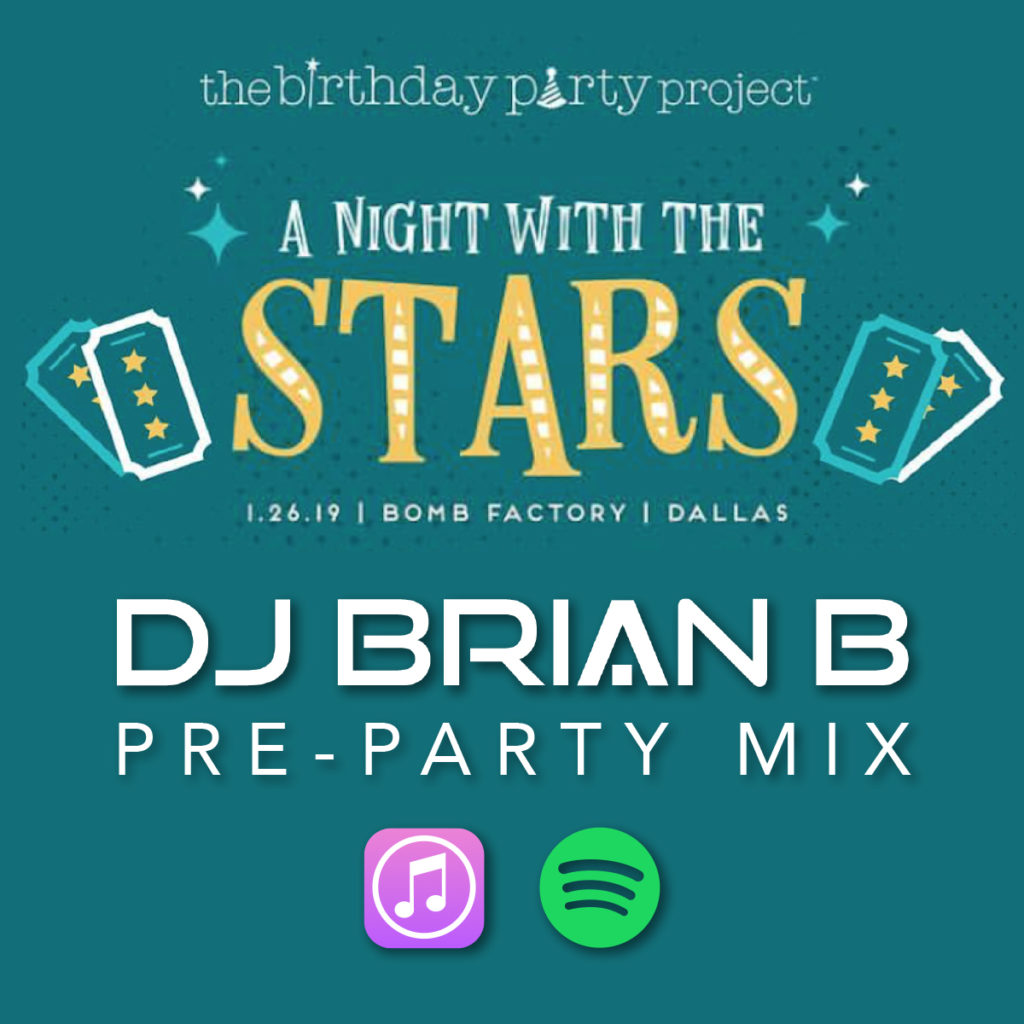 The Birthday Party Project Turns 7