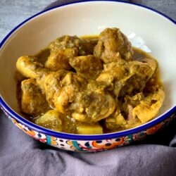 Guyanese Style Chicken Curry
