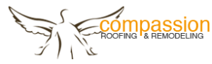 Compassion Roofing Logo
