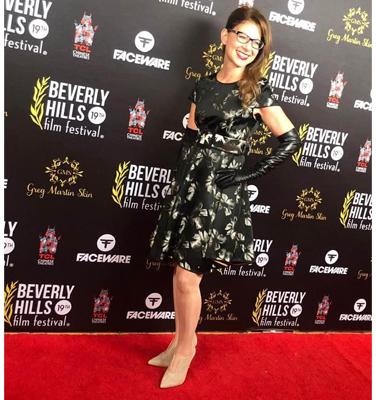 Beverly Hills Awards Night