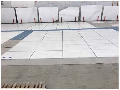 stone and slab selection