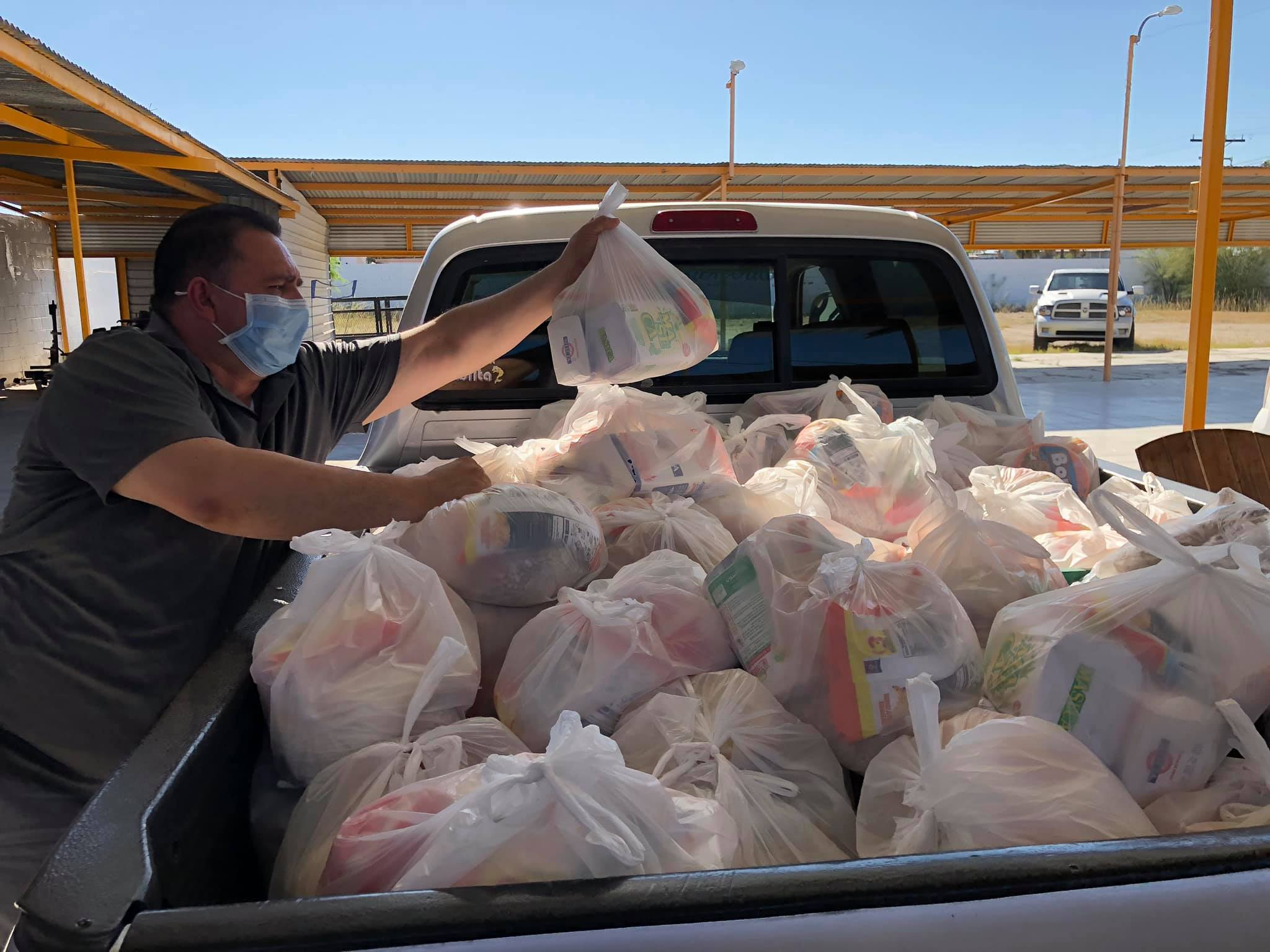 During this crisis, so many young people in the community were reminded of the kindness of others when their families received emergency food support. Today, they are depending on this continued kindness and generosity to be able to stay in school.