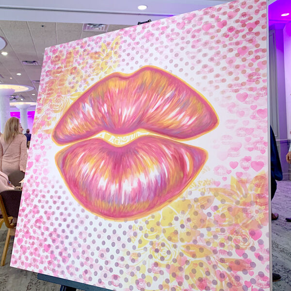Kisses For A Cause Visible Mens Academy