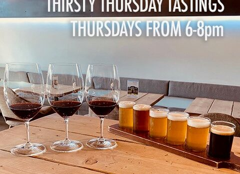Thirsty Thursday Tastings
