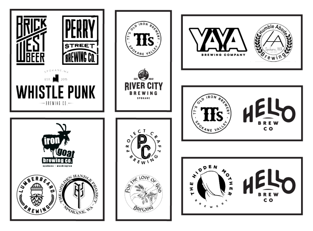 Collaboration beers for Nectar 5th Anniversary