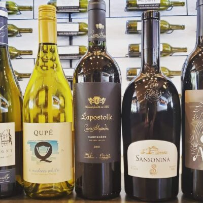 August 2020 Wine Club and Notes