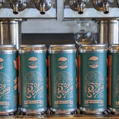 Craft Crowlers are Here