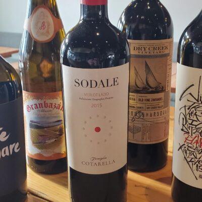 November 2020 Wine Club Notes