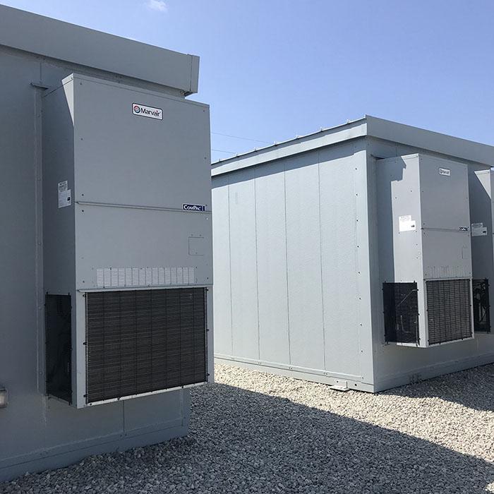 Energy battery storage facility