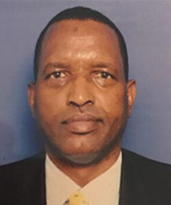 Portrait of Jonathan Njau
