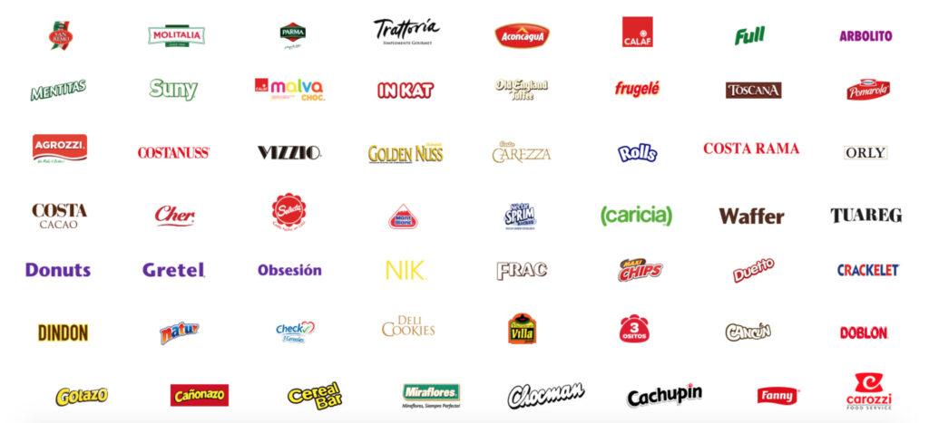 Carozzi - Brands