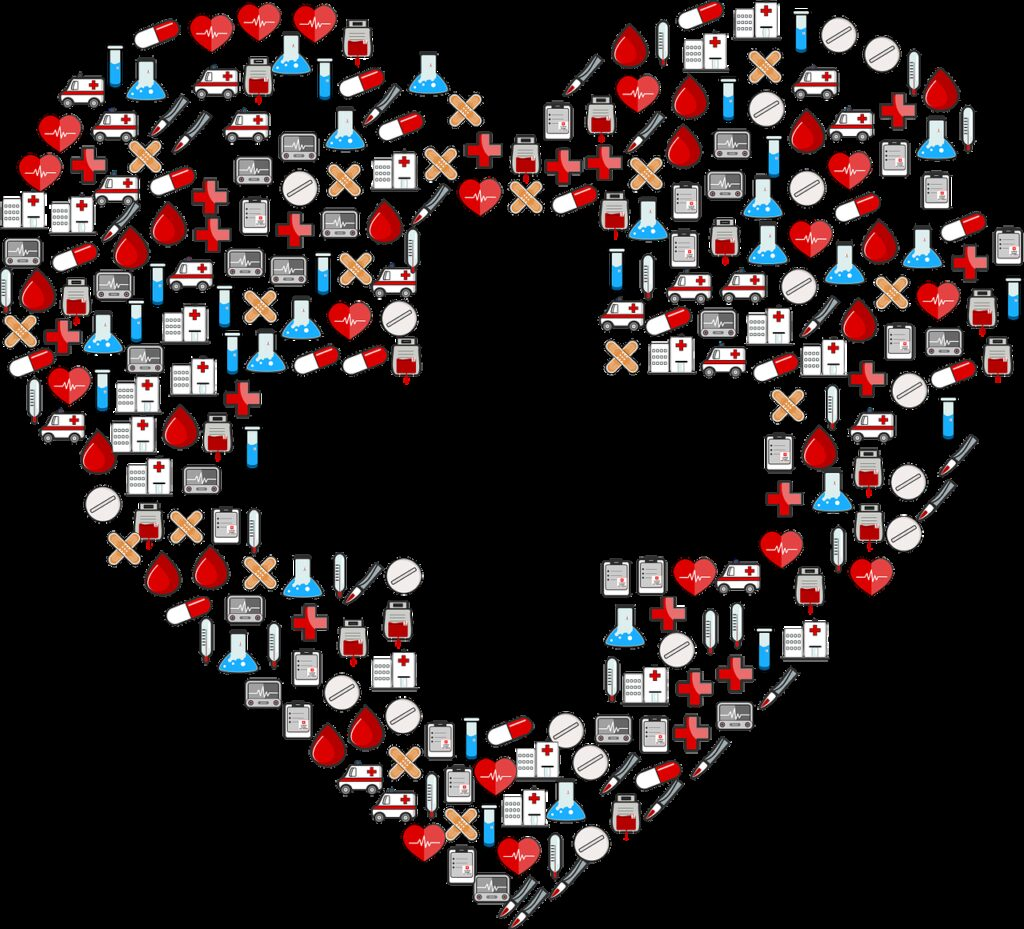heart, first aid, medical