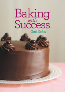 Gail Sokol, Baking with Success