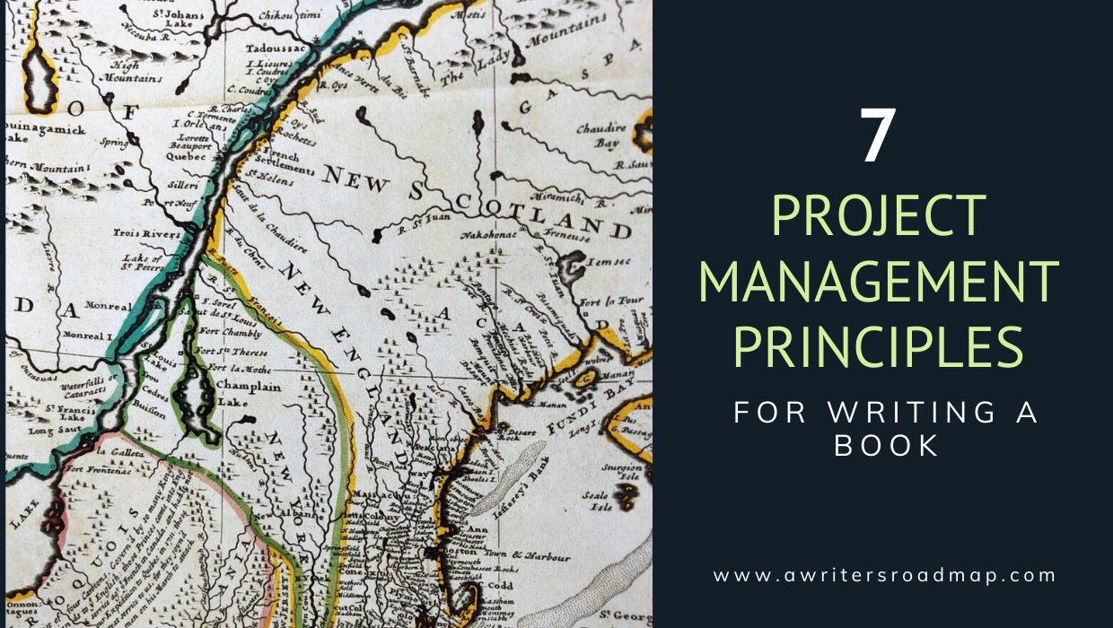 7 Project Management Principles for Writing a Book