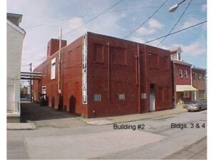 Building 2 - Office, Production and Shipping & Receiving are located here