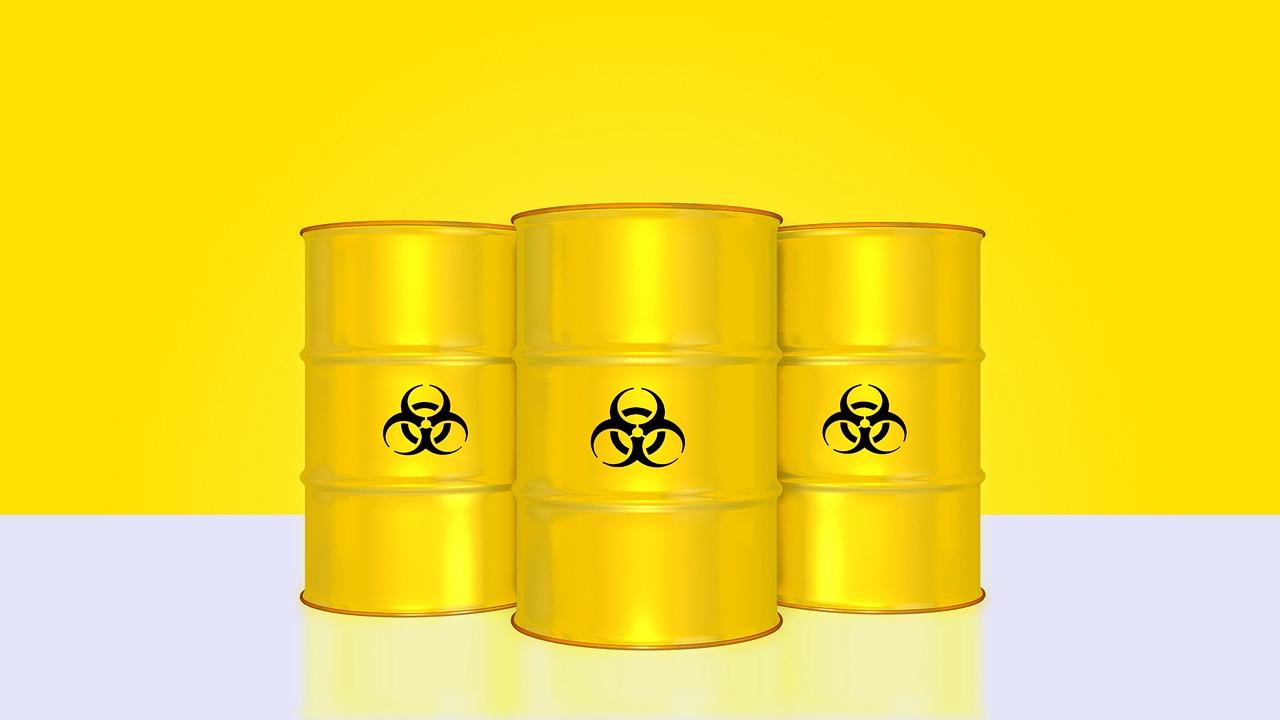 nuclear biohazard