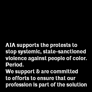 AIA Racial Injustice Statement