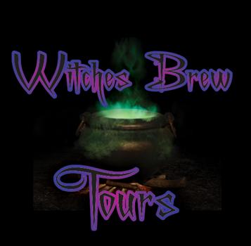 Witches Brew Tours Ghost Tour Desktop Logo
